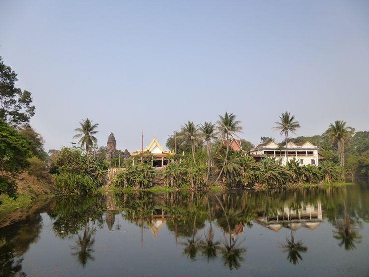 #Bakong #RoluosGroup. #Cambodia #Kambodscha #AngkorWat #Angkor #SiemReap