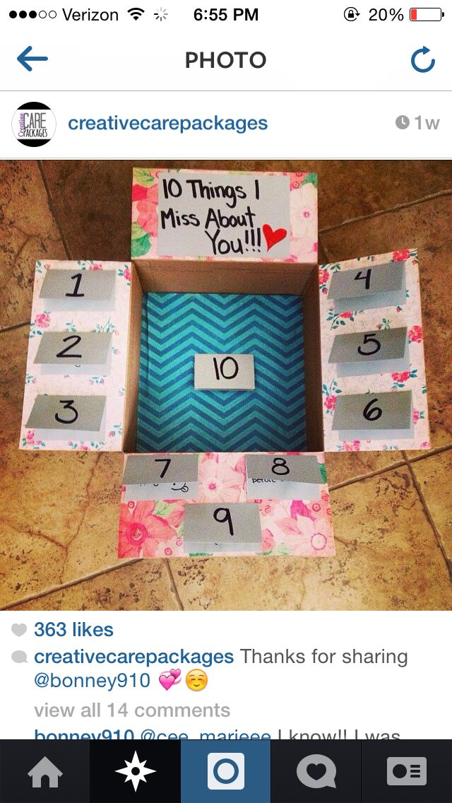10 things - Gotta do this one!! love it