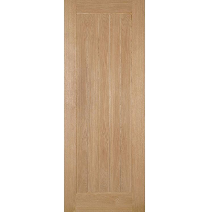 Ely Oak Internal Door Pre-Finished