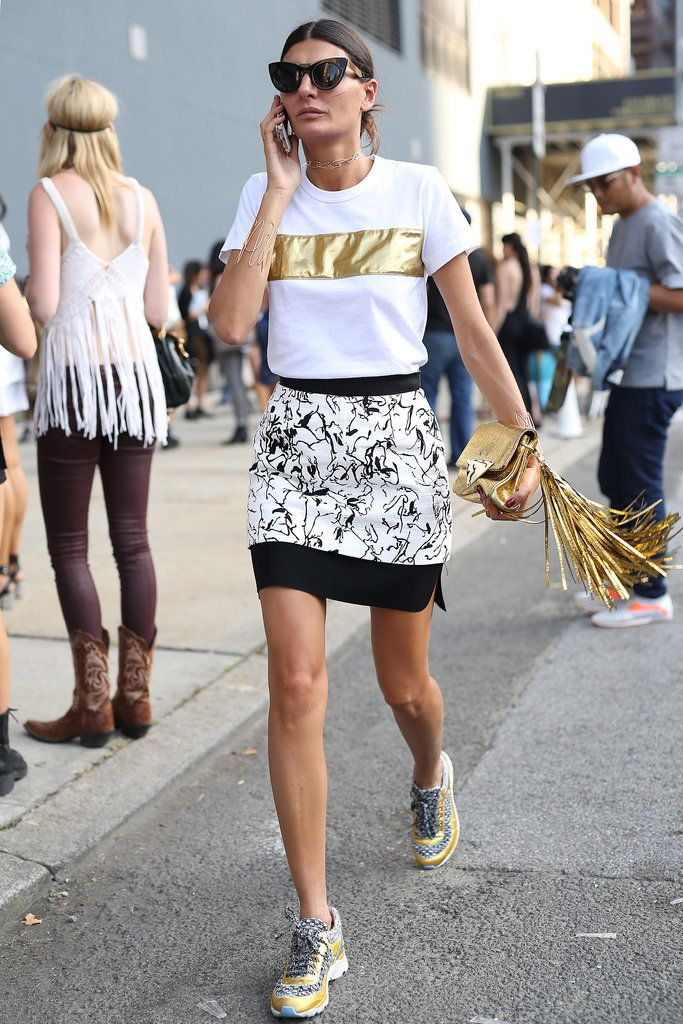 The Best of NYFW Street Style **