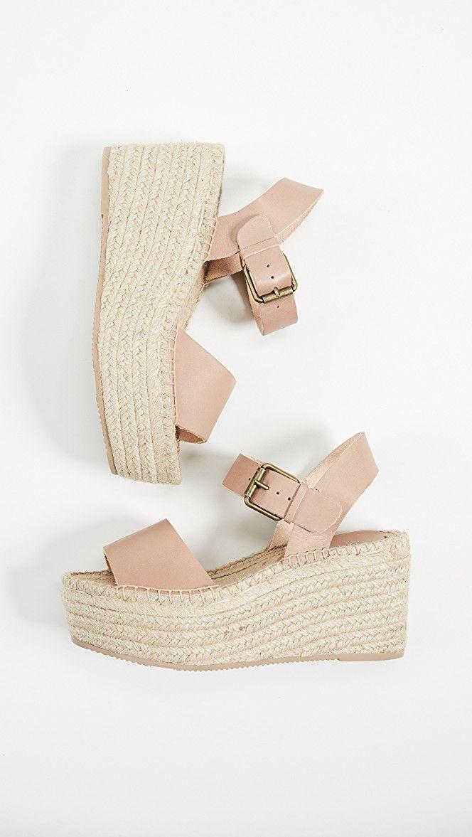 4e907d5a866a Soludos Minorca High Platform Sandals