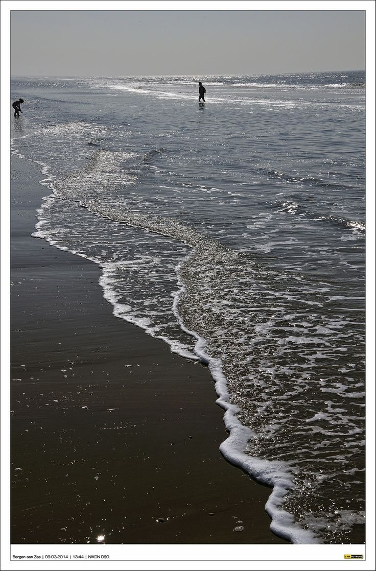 Strand Bergen aan Zee