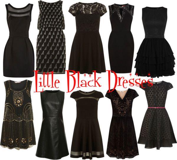 10 little black dresses for christmas outfits amp fashion pinterest