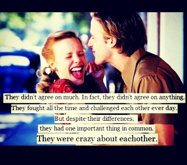 Quotes From The Notebook Book: Hopelessly Romantical