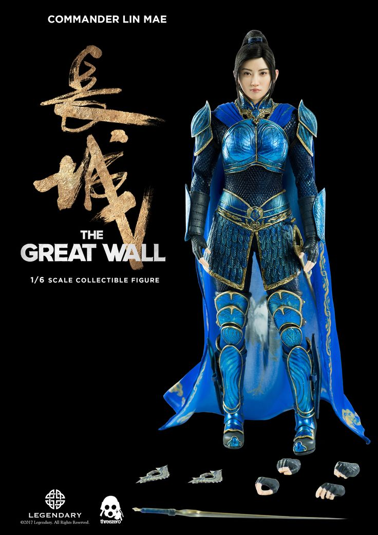 "1/6 scale ""The Great Wall"" Commander Lin Mae collectible available at our store: http://www.threezerohk.com/product/the-great-wall-commander-lin-mae/ Please check this album for full details and more images: https://www.facebook.com/media/set/?set=a.1736643463028141.1073741986.697107020315129&type=1&l=ea8fcec7ea #threezero #TheGreatWall #JingTian #onesixthscale #actionfigure #actionfigures #toy #toys #collectible #collectibles"