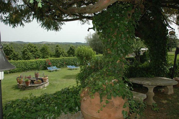 Gardens at Casafrassi