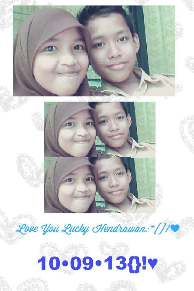 ily Lucky Hendrawan;*{}♥:')