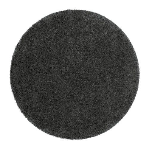 """IKEA - ÅDUM, Rug, high pile, 4 ' 3 """", , The dense, thick pile dampens sound and provides a soft surface to walk on.Durable, stain resistant and easy to care for since the rug is made of synthetic fibers."""