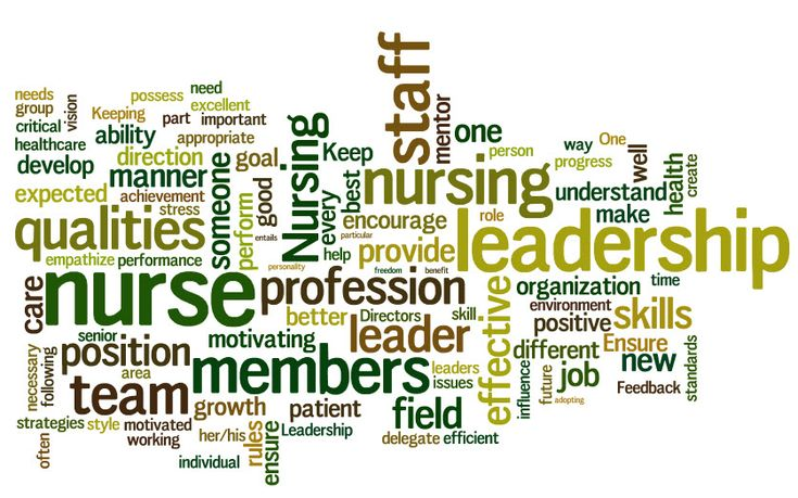 leadership styles in nursing pdf