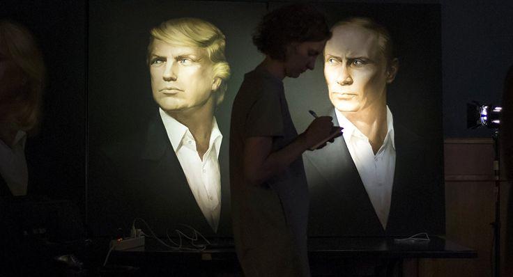 Poutine et Trump, une même vision de la politique étrangère