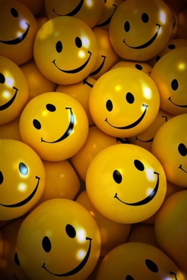Smile with smileys