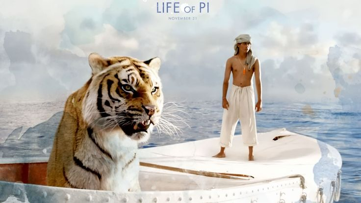 Life of Pi now streaming on Netflix