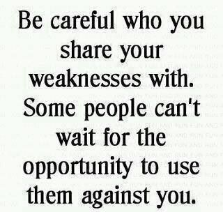Give your trust to those you first meet, in sparing amounts, and once someone loses it never return it.