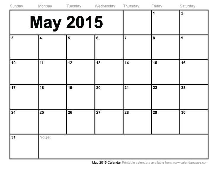 The  Best Blank Calendar Template  Ideas On