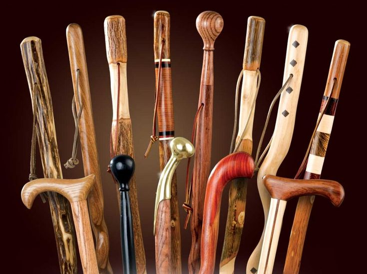 Walking Sticks in History & How to Make One Your Own