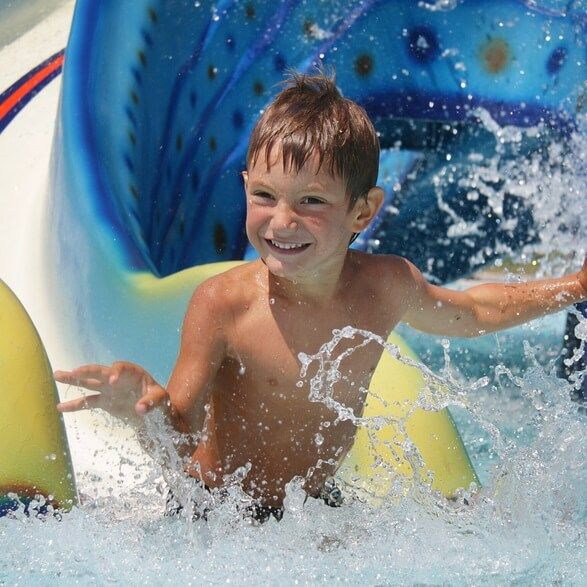 Inflatable Water Slide Az: 10 Best Inflatable Water Slides Images On Pinterest