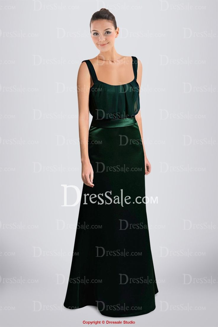 10 best bridesmaid dresses images on pinterest marriage wedding exquisite straps column bridesmaid dress in forest green satin ombrellifo Choice Image