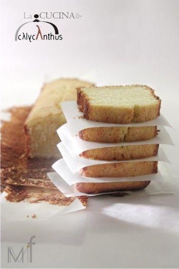 cake limone e zenzero – la cucina di calycanthus