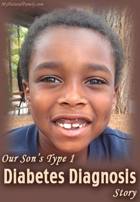 Our Son's Type 1 Diabetes Diagnosis Story