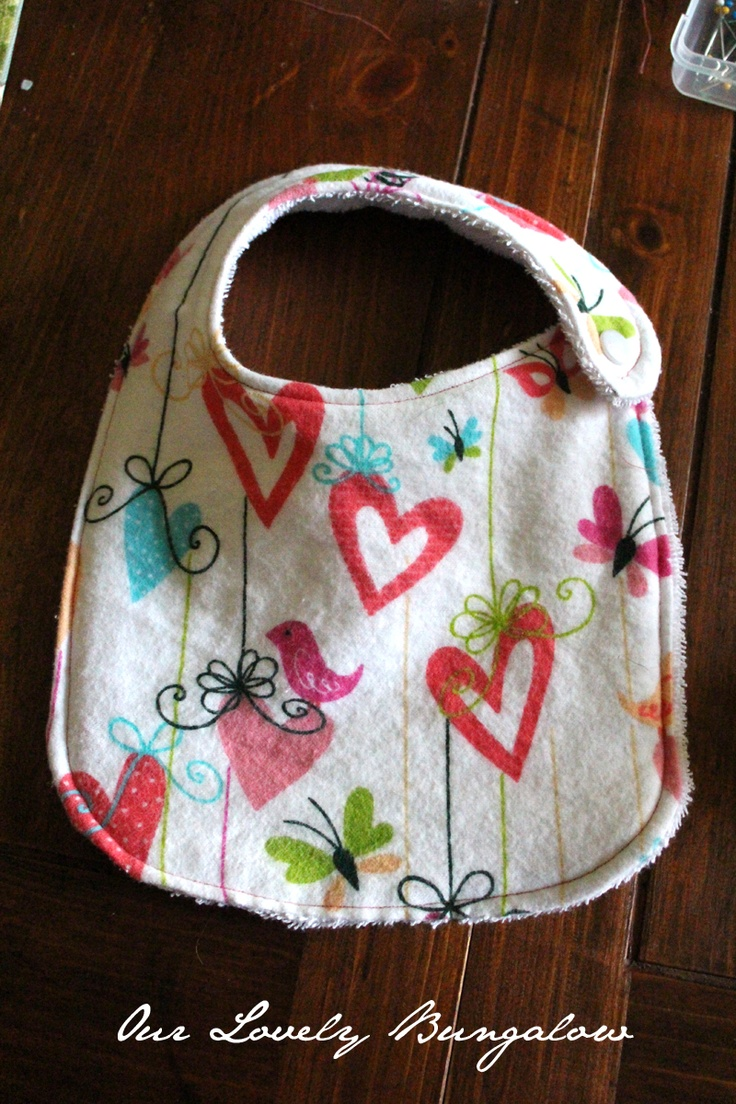 Decorate Baby Bibs 98 Best Images About Diy Baby Bibs On Pinterest Stitching Ebay