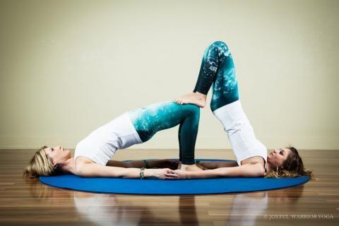 Beginners Acro Yoga