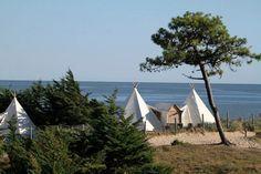 De 10 mooiste campings aan zee in Frankrijk - Frankrijk Puur - Tips voor je vakantie in Frankrijk