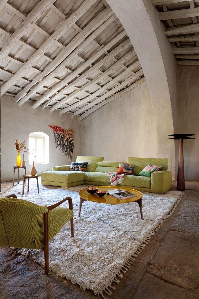 Un Canapé Design à Lu0027assise Ultra Confort Upside De Roche Bobois   350