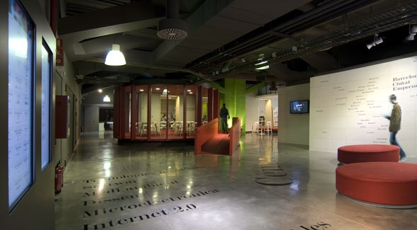 Imagine These: Corporate Interior Design -- Great designs for a museum or historical facility.