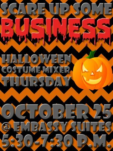 Halloween Costume Mixer at Embassy Suites | Grapevine Chamber of Commerce  Grapevine, Texas