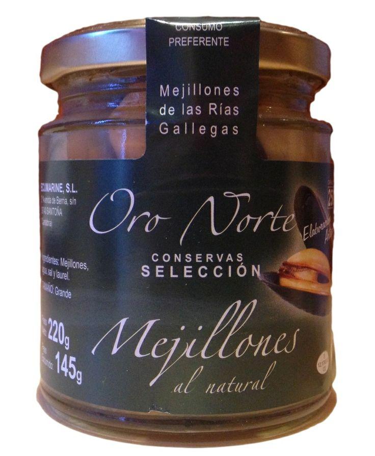 Mejillones en Escabeche. Mussels in brine.  #marenostrumgourmet.com