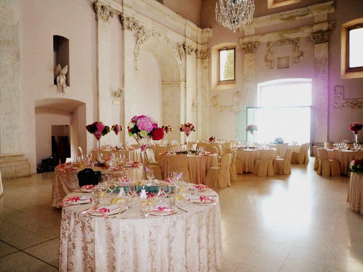 allestimento #matrimonio #tavola #piatti #tovaglioli #decorazioni ...