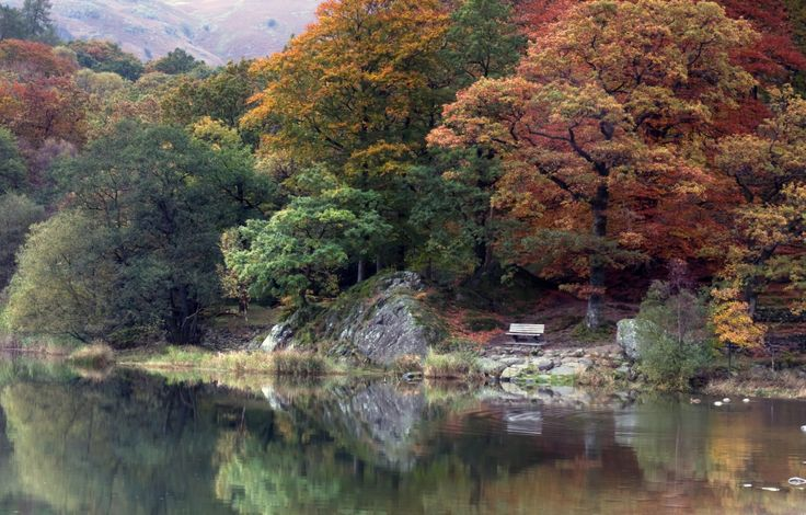 Top tips for making the most of the Lake District - Grasmere in Autumn