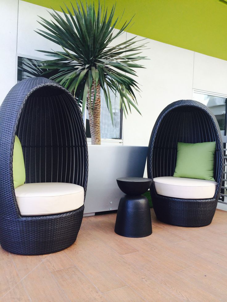 Check Out Our New Nesting Chairs! Made For The Days You Are Looking For A