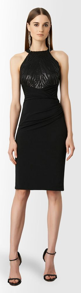 David Meister Cocktail Dress