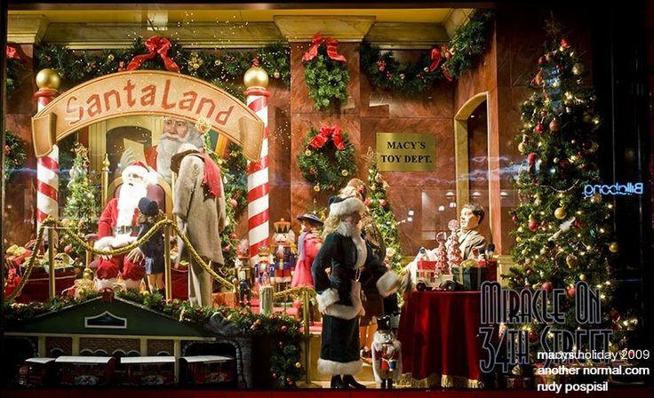 Macy's Christmas Window Display - Bing Images