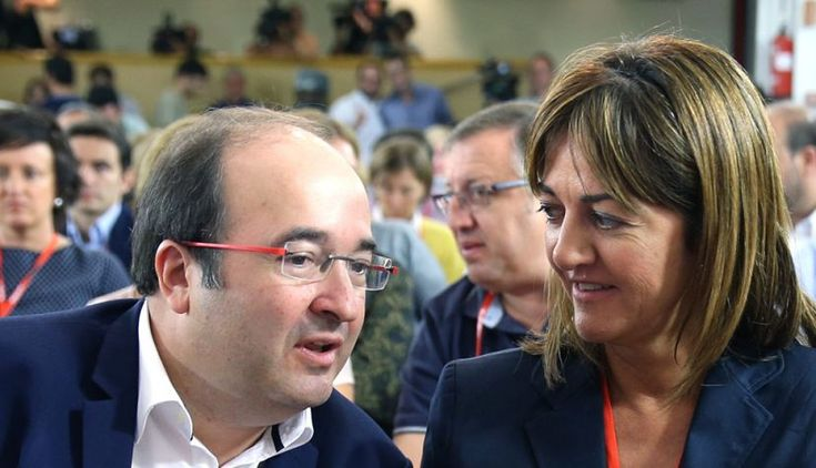 El PSE pacta con el PNV la consulta 'legal' que el PSOE negó al PSC