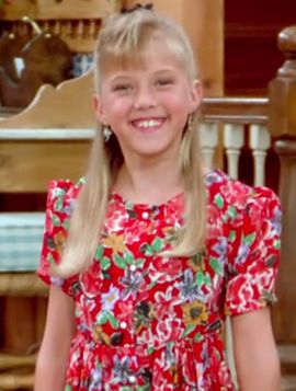 """Stephanie Judith Tanner is a main character on Full House (and Fuller House). She is the middle child of Pam and Danny Tanner, and is portrayed by Jodie Sweetin. Stephanie is known for her perky personality and humorous catchphrases: """"Pin a rose on your nose"""", """"Hot dog"""", and especially """"How rude"""", being a few examples. She was a blabbermouth in the earlier seasons, but got over that eventually, though her younger sister Michelle received that trait as well (but she grew out of it, also…"""