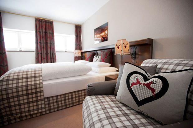 St Anton: hotels and chalets - Telegraph