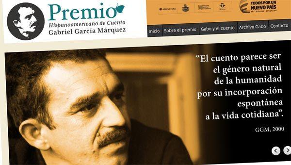 Los cinco libros de cuentos que compiten por el premio for Cuentos de gabriel garcia marquez