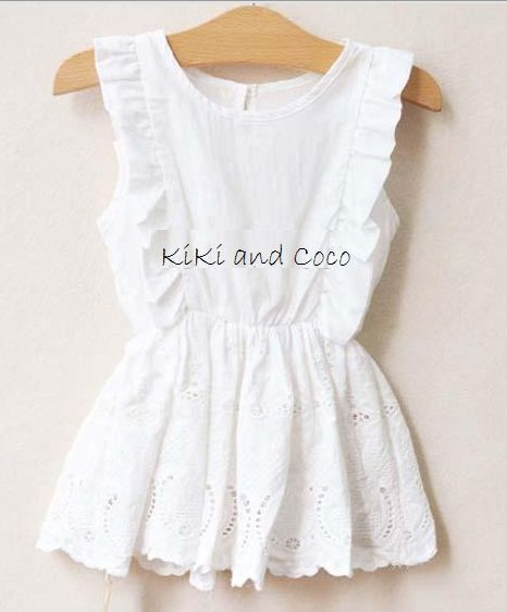 Beautiful light cotton summer dress $24