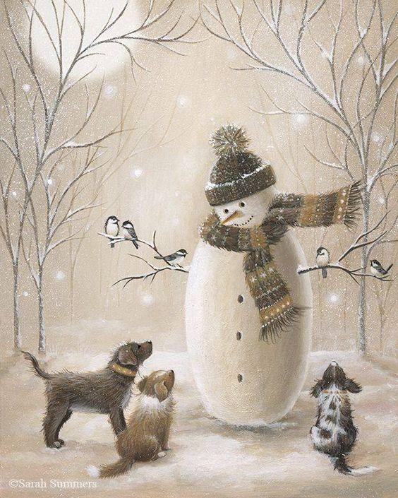 новогодние картинки со снеговиками для декупажа военные телеграм-каналы