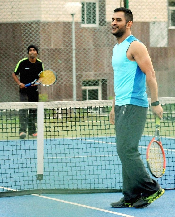 Indian ODI Cricket Team captain MS Dhoni enjoys Tennis and Football. Find more details about Indian ODI Cricket Team captain. Visit http://universelol.com/captain-ms-dhoni-enjoys-tennis-and-football