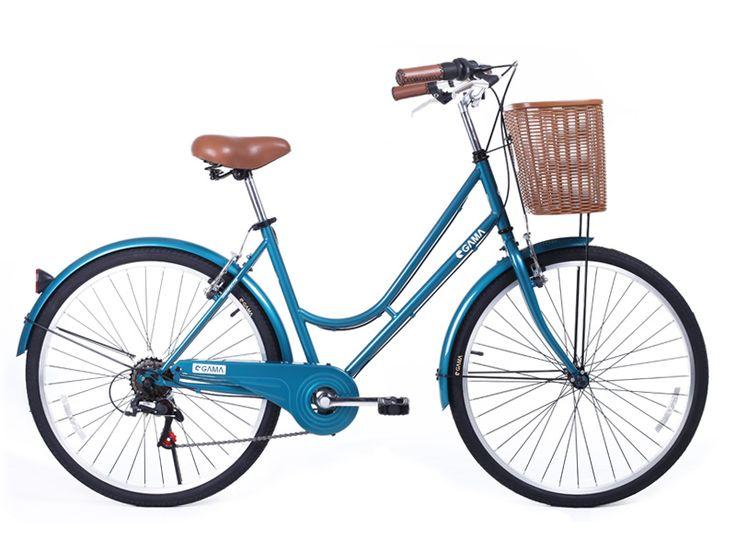 Classic Mujer/Ultramar para un paseo como pocos. #NuevaTemporadaGama disponible en gamabikes.com