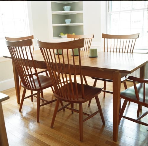 Shaker Style Table Amp Chairs Woodworking Inspiration