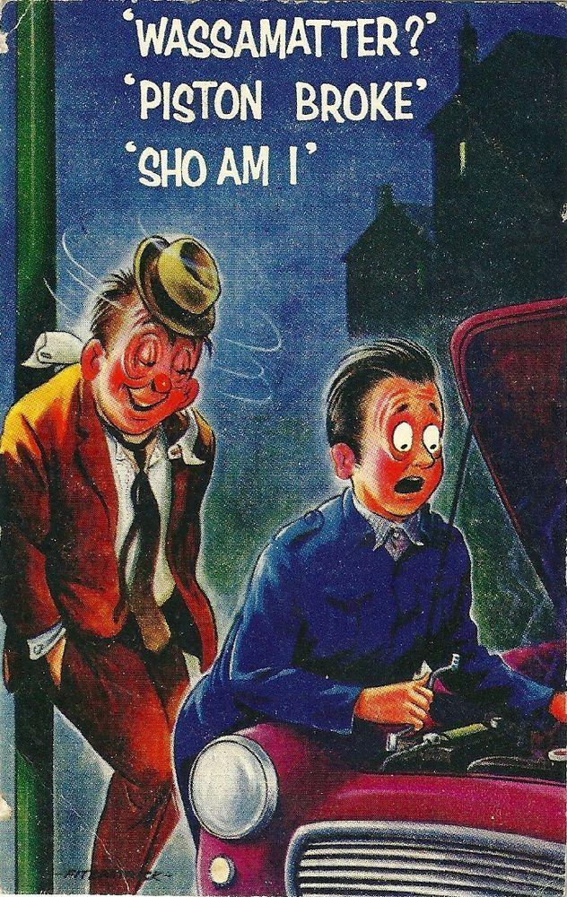 Bamforth & Co Post Card No. 2520
