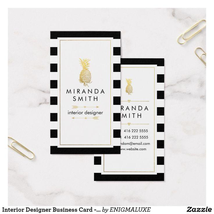 Interior Design Business Cards 56 best business cards: interior designer images on pinterest