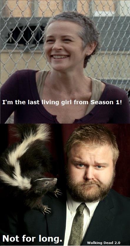 Walking Dead Meme Season 4 Carol 17 Best images ...
