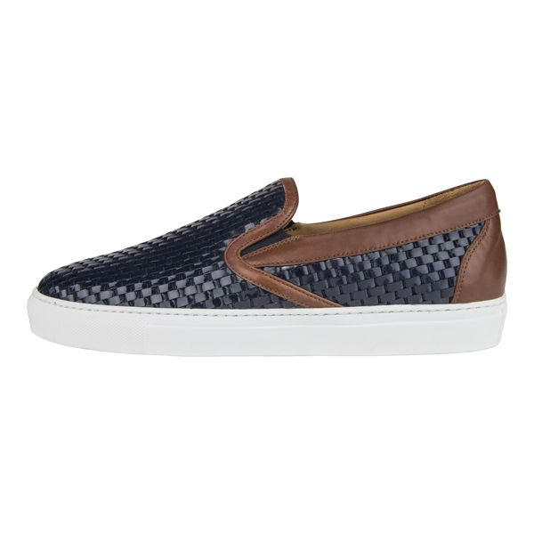 Trendy slip-on for men from #Pollini