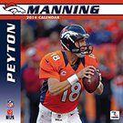 Peyton Manning 2014 Wall Calendar | Denver Broncos | CALENDARS.COM