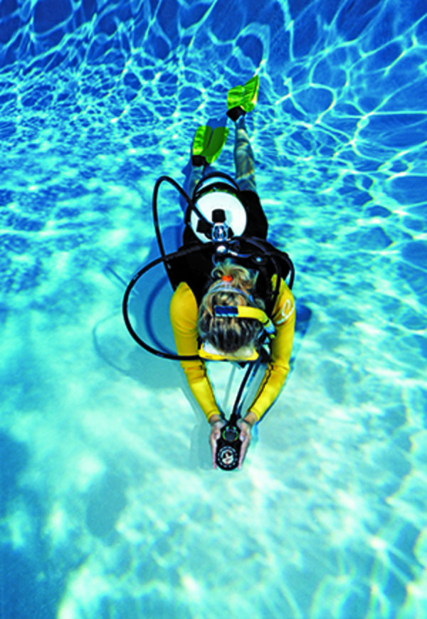Underwater navigation is one of the most important dive skills to master. Don't know your lubber line from your bezel? Use our tips to help find your way.